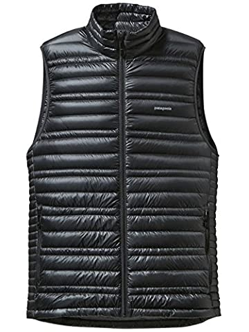 Patagonia Gilet doudoune M's Ultralight Down Vest Forge Grey X-Large