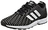 adidas Herren ZX Flux Low-Top, Schwarz Core Black/FTWR White, 39 1/3 EU