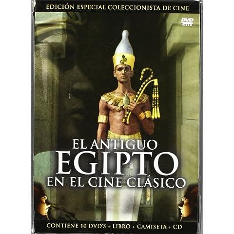 El Antiguo Egipto En El Cine Clásico