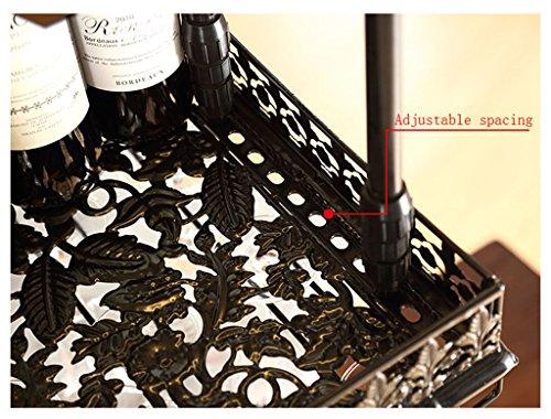 L atelier du vin city rack scaffale per vino colore