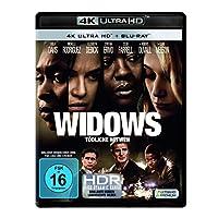 Widows - Tödliche Witwen (4K Ultra HD + Blu-ray) [Blu-ray]