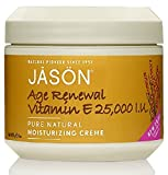 Jason Age Renewal Vitamin E Cream 25,000 Iu 120 ml