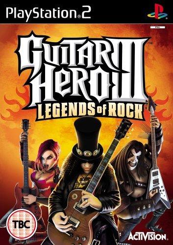Guitar Hero 3: Legends of Rock [Software Only]