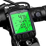 Best Mountain Bike Computers - otumixx Bike Computer, Wireless Cycling Computer Waterproof Bicycle Speedometer Review