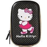 Hello Kitty HS-5209-GLD Etui rigide pour appareil photo numérique Or