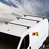 Kit 3barras cambiador con antirrobo Barro sistem para furgonetas para vehículos comerciales
