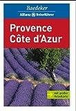Baedeker Allianz Reiseführer, Provence, Cote d' Azur -