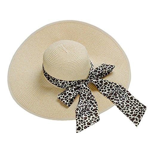 Chapeaux de plage/No/Chapeau féminin/Chapeau de paille/Aucun lecteur B