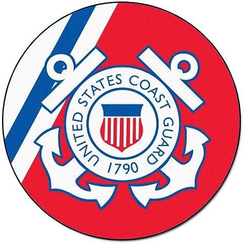 Guardia costiera americana 111,76 cm non-ufficiale palla tappeto
