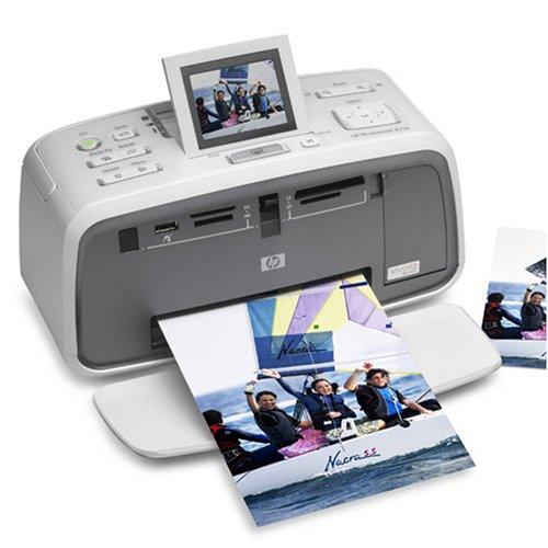 Deals For HP Photosmart A716 Photo Printer Reviews
