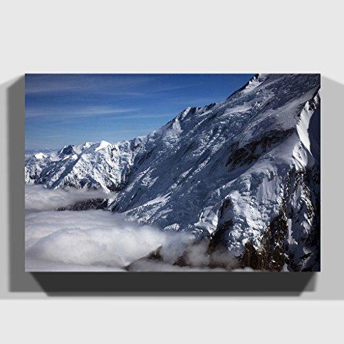 BIG Box Art Arty Pie Landscape Mt Denali Mckinley Mountain 2