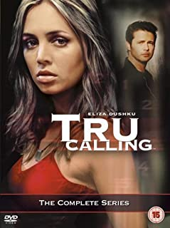 Tru Calling - The Complete Series [DVD] (B0007RUSH6) | Amazon price tracker / tracking, Amazon price history charts, Amazon price watches, Amazon price drop alerts