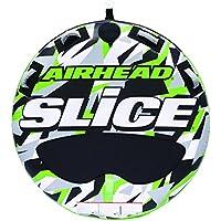 Kwik Tec Airhead ahsl-4W Slice 2Persona remolcable Tubo, Unisex, AHSSL-22, Verde Camuflaje