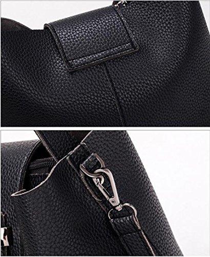 Shoulder Handbag MYLL Modo Delle Signore Della Benna Borsa Diagonale Pacchetto Red