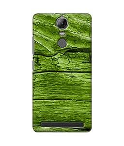 Be Awara Green Wood Designer Mobile Phone Case Back Cover For Lenovo K5 Note
