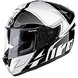 Airoh - casco moto airoh st 701 way orange gloss st7w32 - cas4f - xxl