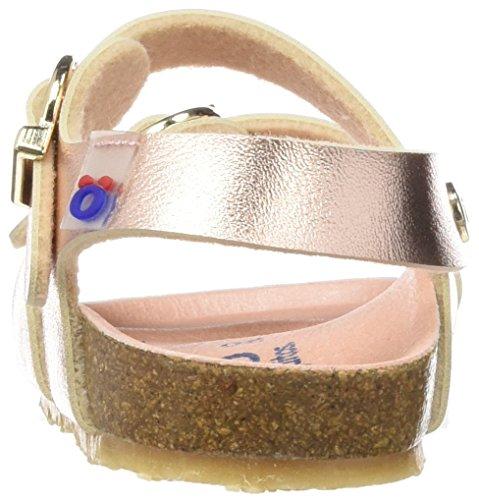 Conguitos  HVS14302, Chaussures souples pour bébé (fille) Rose