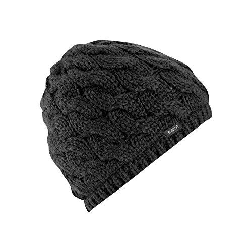 Burton Damen Mütze BIRDIE BEANIE, True Black, One size, 13420100002 Wintermützen Damen Burton