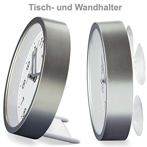 Badezimmeruhr Funk Digital Ratgeber Infos Top Produkte