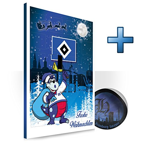 HSV Adventskalender Hamburger SV