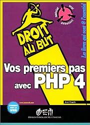 Vos premiers pas avec PHP 4