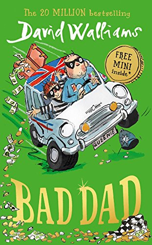 Bad Dad por David Walliams