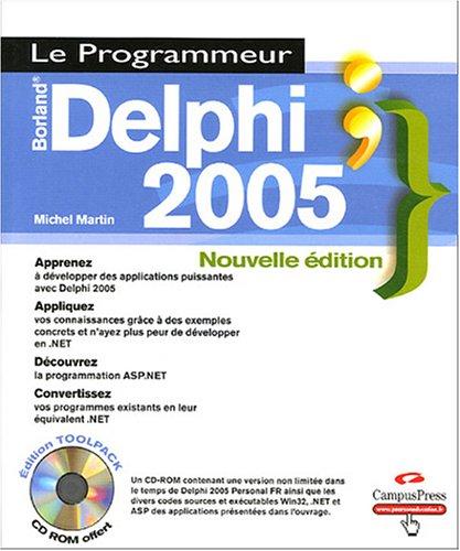 Delphi 2005 par Michel Martin