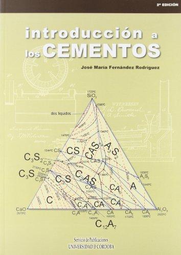 Introducción a los cementos por José Mª Fernández Rodríguez
