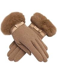 Gant Gants Hiver/ Vintage Femmes/ Touch Glove D'écran/ Meilleur Femmes Cadeau