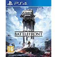 Star Wars Battlefront Video Game for PlayStation 4