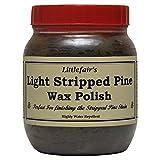 Littlefair's Wax Polish (500 millilitre, Light Stripped Pine)