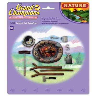 Revell Grand Champions 26205 - Zubehör-Set Lagerfeuer