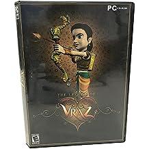 VRAZ The Legend Of VRAZ Video Game (PC CD )