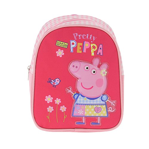 Peppa Pig · Mochila infantil, Rosa