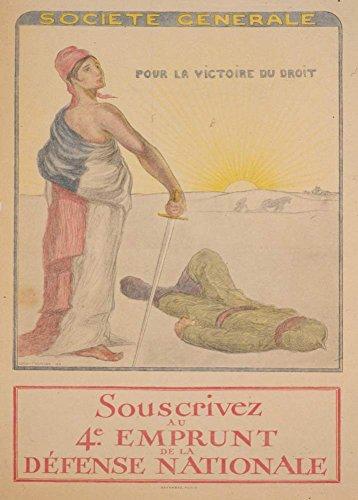 vintage-frances-ww1-1914-1918-propaganda-societe-generale-asi-que-ese-derecho-puede-prevalecer-suscr