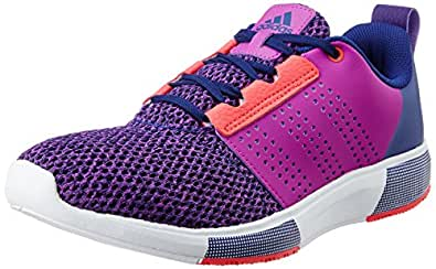 adidas Women's Madoru 2 W Running Shoes, Varios Colores (Tinuni / Ftwbla / Pursho), 3.5