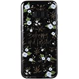 Samsung Galaxy S8 Coque,Samsung Galaxy S8 Housse,Samsung Galaxy S8 Etui,Samsung Galaxy S8 Coque en Silicone Ultra-Mince Paillette Etui Housse Bling Brilliant Effect Couvrir Couverture Bumper Coquille Arrière Crystal Glitter Shinning Cassette TPU Silicone Bumper Cas Case Cover Coque Etui pour Samsung Galaxy S8