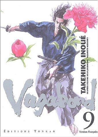 Vagabond, Tome 9 : Au pays de Yagyu par Takehiko Inoué, Eiji Yoshikawa, Miyamoto Musashi