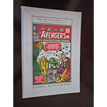 Marvel Masterworks: The Avengers (Volume 1)