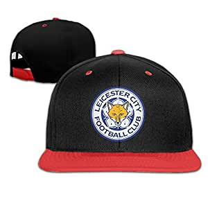 Child Cap Vintage Leicester City Football Club The Foxes Adjustable Snap Hat