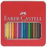 Faber-Castell 110916 - Buntstifte Jumbo Grip