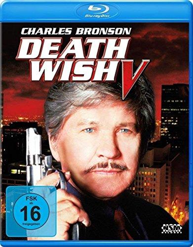 Death Wish 5 - Antlitz des Todes (Charles Bronson) - Uncut [Blu-ray]