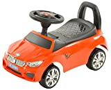 Toy House Officially Licensed Bow Sports Push Car, Red
