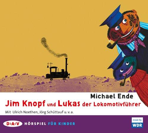 Jim Knopf und Lukas der Lokomotivführer Teil 2 / 6 (Michael Ende) WDR 2009 / DAV 2009