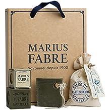 """MARIUS FABRE- Coffret """"Découverte du savon de Marseille"""""""