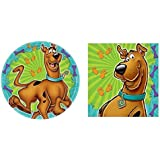 Scooby-Doo Where Are You! Dessert Plates and Napkins by Scooby-Doo Party Supplies
