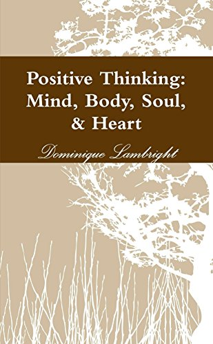 Positive Thinking (English Edition)