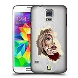 Head Case Designs Glas Augenblick Ruckseite Hülle für Samsung Galaxy S5 / S5 Neo