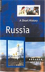 Russia: A Short History by Abraham Ascher (2002-07-01)