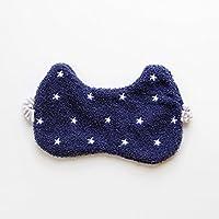 Billty Schlafmaske, für Kinder, Mädchen, Erwachsene, unterstützt Meditation, Reisen, Zug, Auto, Spa, Nickerchen preisvergleich bei billige-tabletten.eu